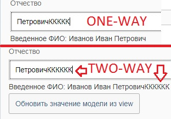 one-way two-way